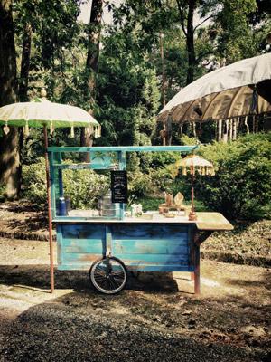 Onze mobiele keuken – Gado Gado (to go)